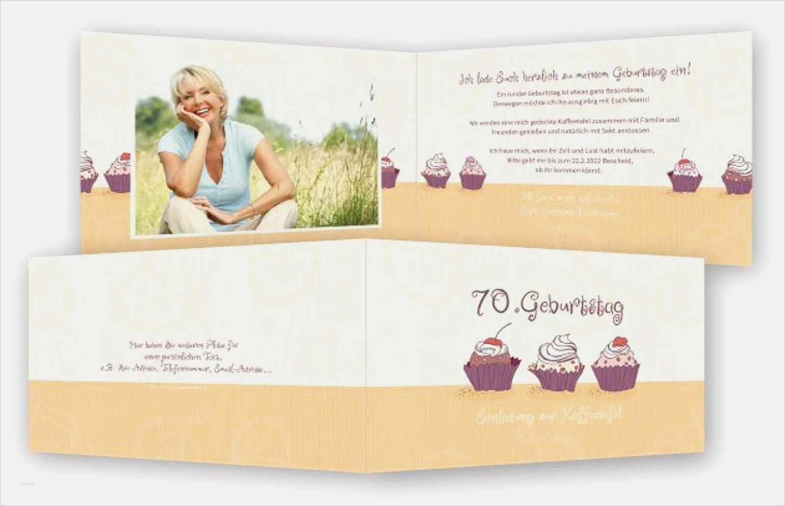 Einladungen 70 Geburtstag