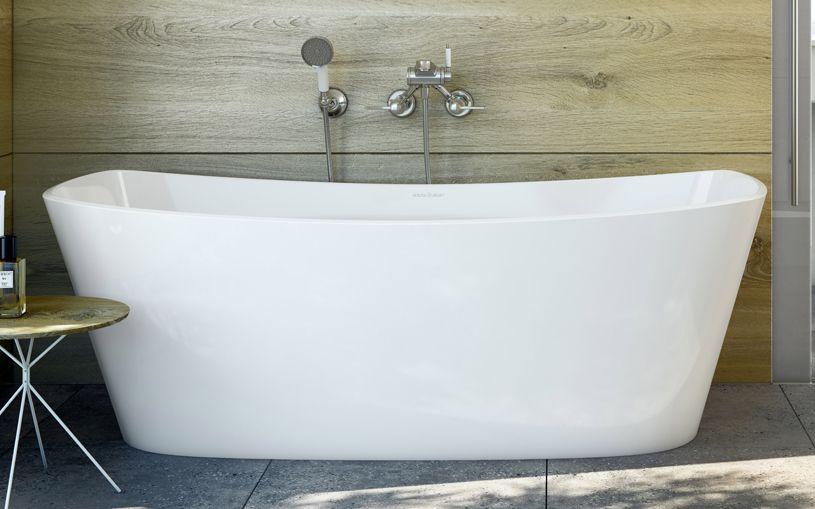 trivento | bateau bathtub | freestanding tubs | victoria + albert