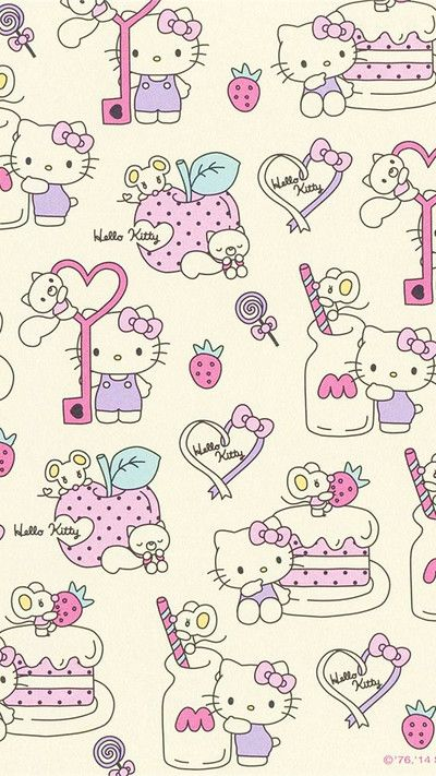 堆糖-美好生活研究所 | Hello Kitty | Pinterest | Hello kitty, Kitten ...