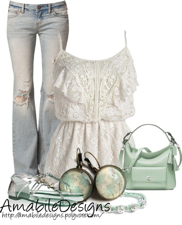 """""""classy spring time"""" by amabiledesigns on Polyvore"""