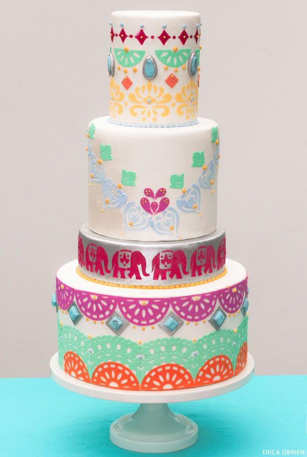 bohemian wedding cake designs trending boho chic ideas amp trends by 12072