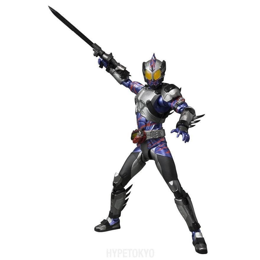 FROM JAPAN S.H.Figuarts Kamen Rider Amazon Action Figure Bandai