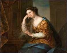 Pénélope à son métier à tisser, 1764 - Angelica KAUFFMANN