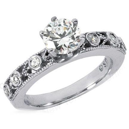 #Anel de #Diamante para #Noivado