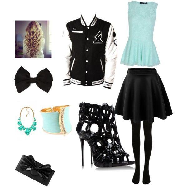 Girly Girl Outfit Polyvore Outfit Of The Day
