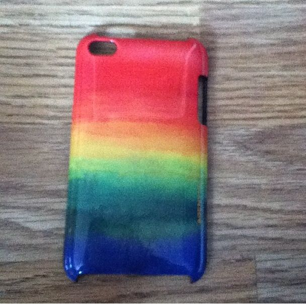 Rainbows iPod Case