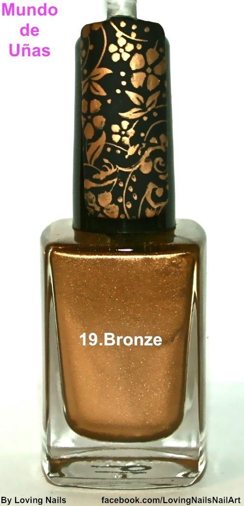 19. Bronze