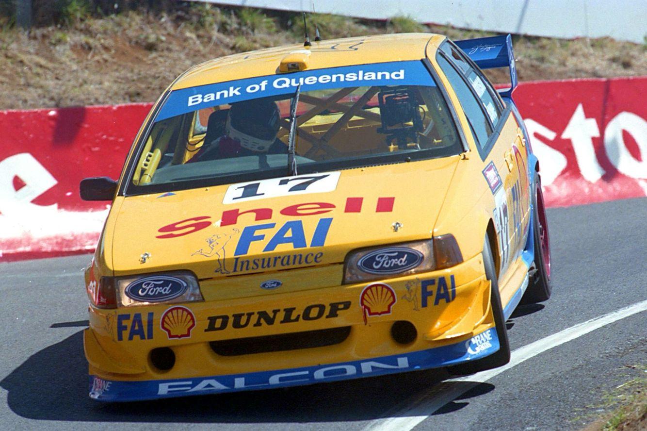 2001 Ford Falcon V8 Supercar: Dick Johnson/John Bowe 1994 Bathurst 1000 Winners