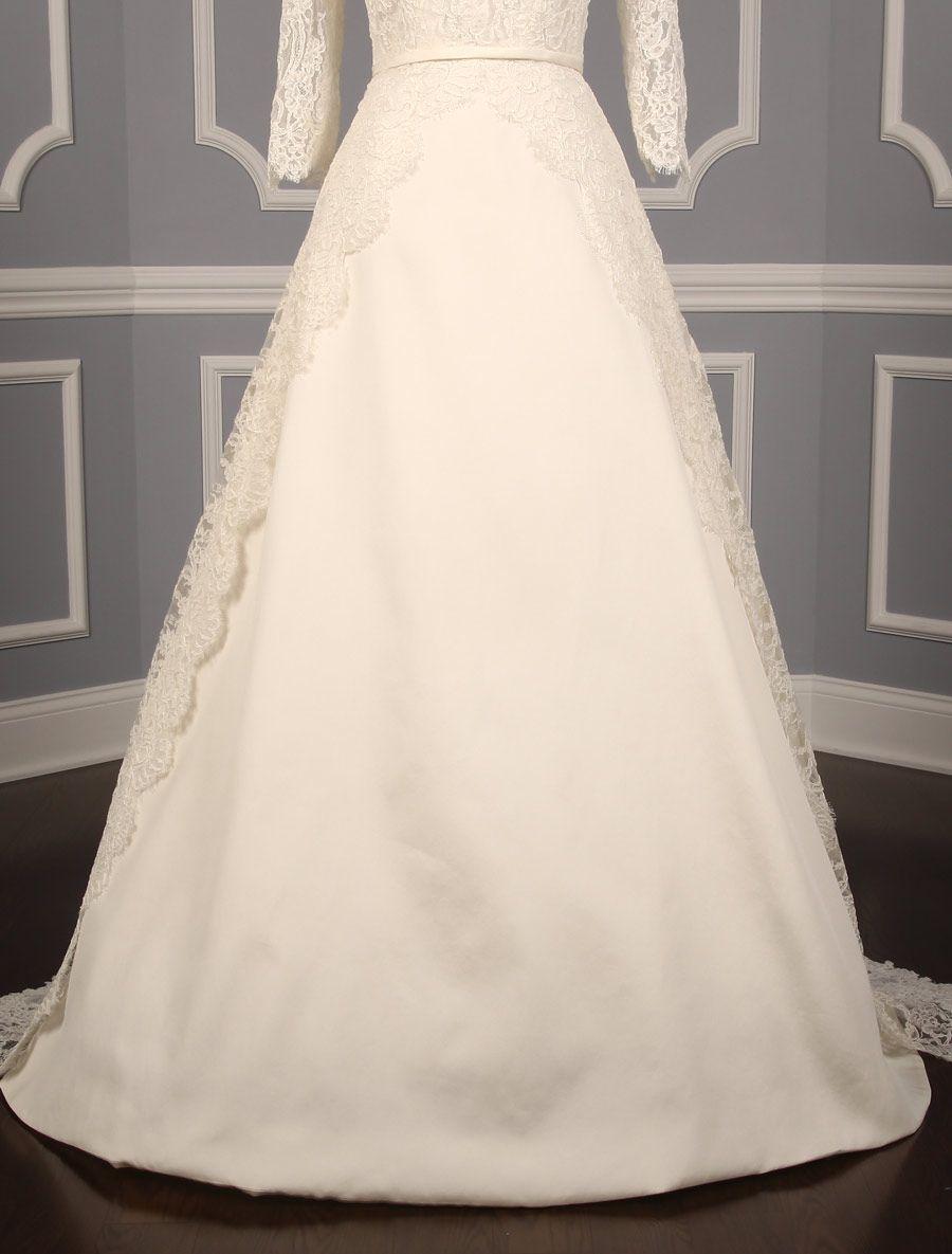 Carolina herrera carmen 32508 discount designer wedding