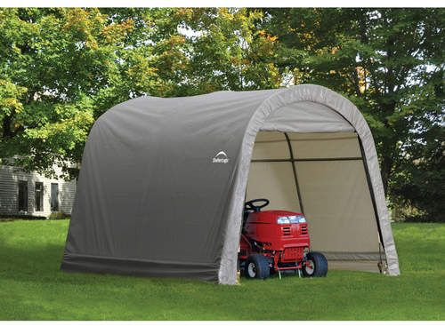 Canopy Carport Tent Garage Portable Outdoor Shelter Auto 10 Ft X 17 Ft Heavy Duty Portable Garage Carport Car