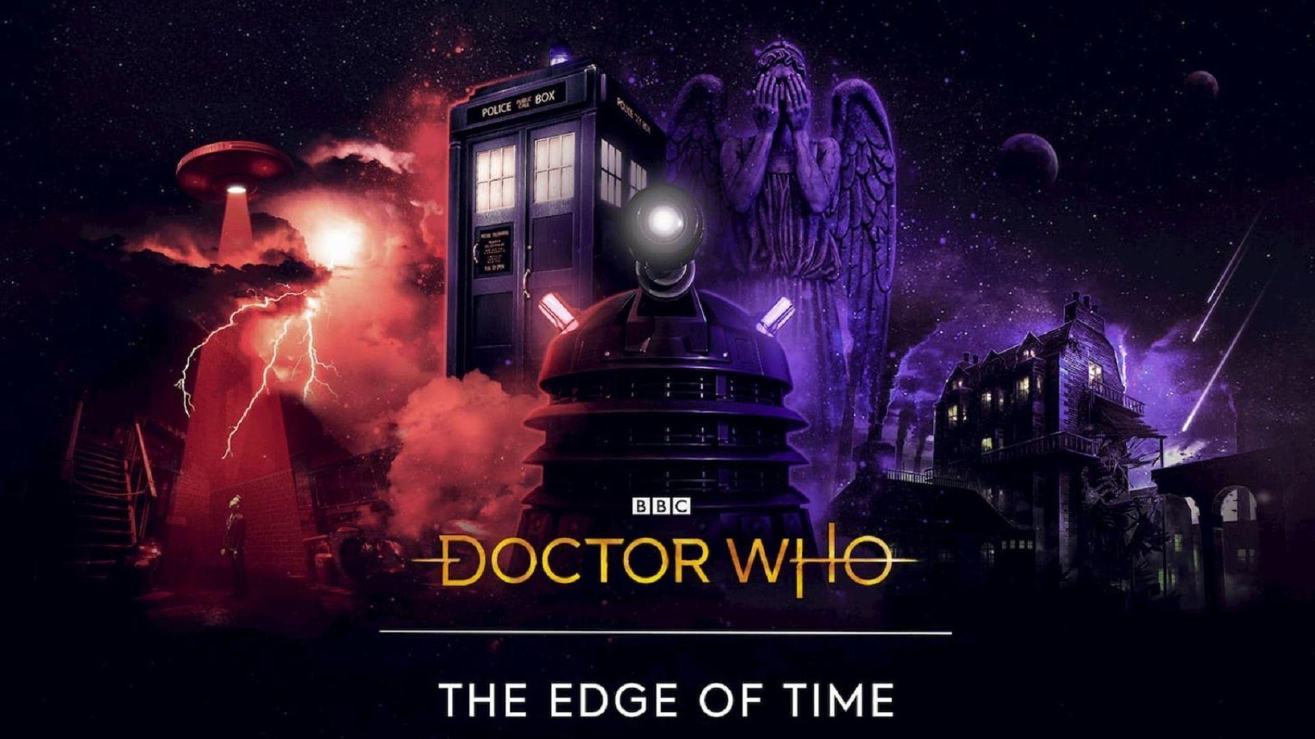أسلوب لعب وموعد إطلاق Doctor Who The Edge of Time على