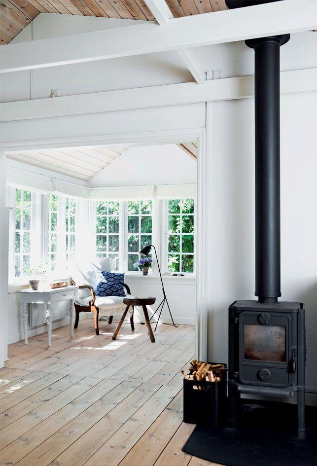 Garden House In Denmark Instagram