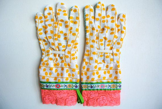 Perfect Cute Gardening Gloves {sweet Gift Idea For Motheru0027s Day}