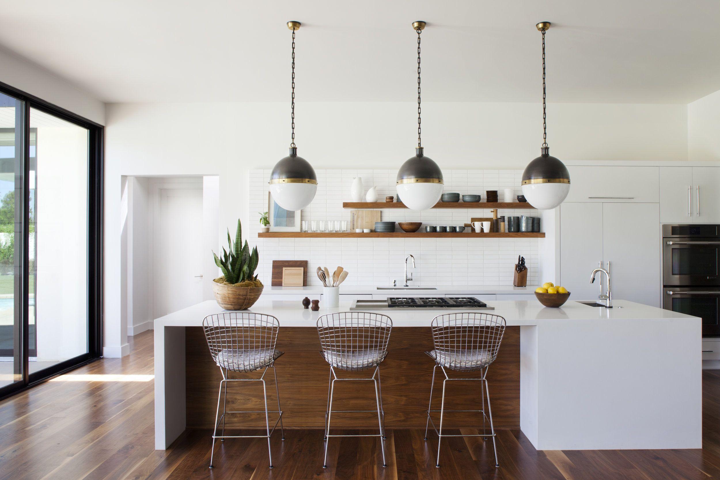 Midcentury Modern Kitchen Lighting Ideas With Images Modern