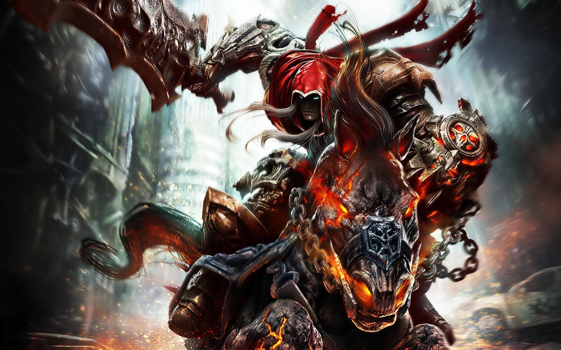 desktop backgrounds backgrounds games darksiders video game wallpapers 1920x1200