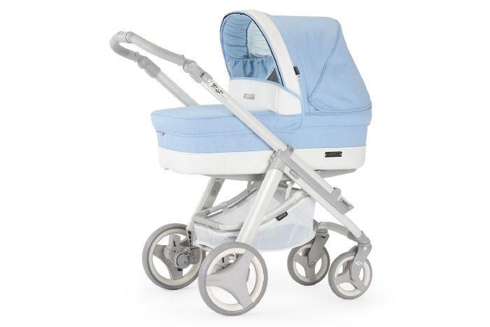 Cheap Travel System Prams Uk Powder Blue Em525 Available In White Topogrey Or Chrome
