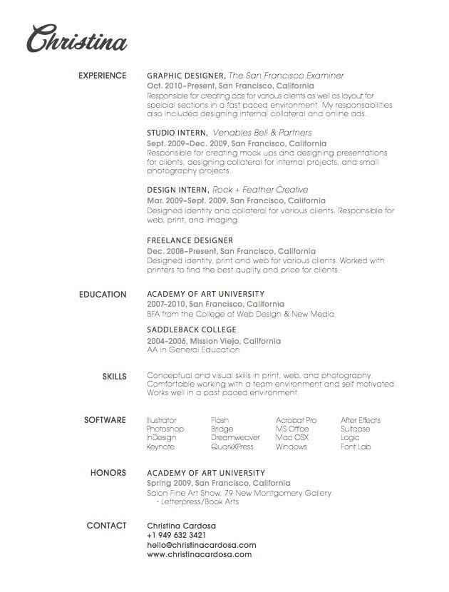 Beautiful Resume Templates Beautiful Résumé Designs You'll Want To Steal