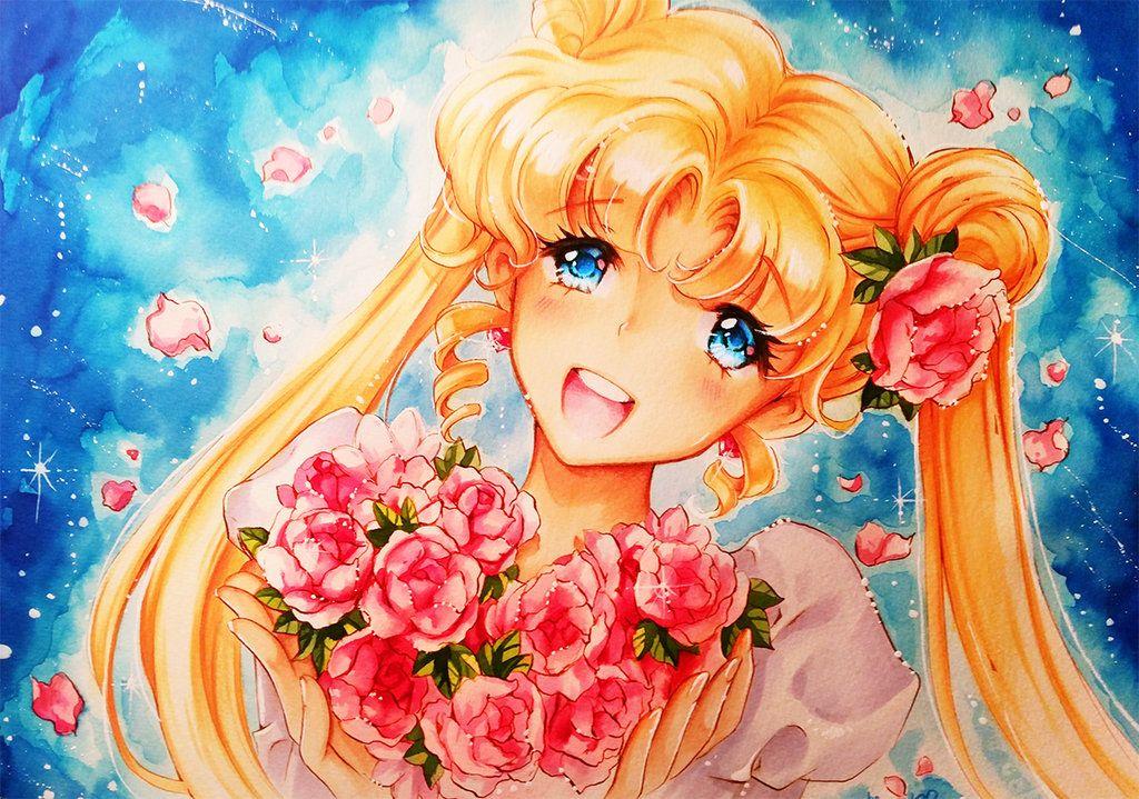 Happy Valentine by Naschi.deviantart.com on @DeviantArt