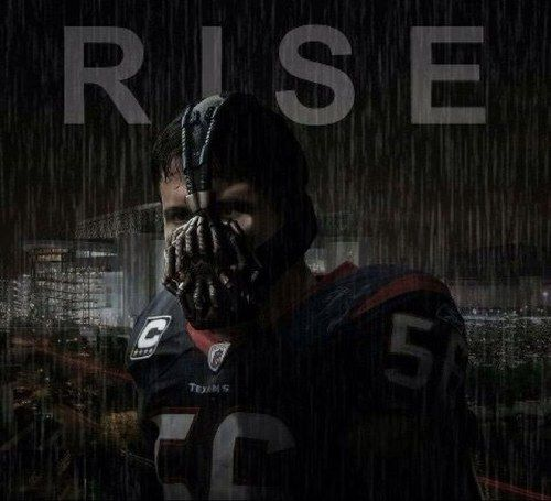 Hoping Cush rises better than ever from his ACL injury.