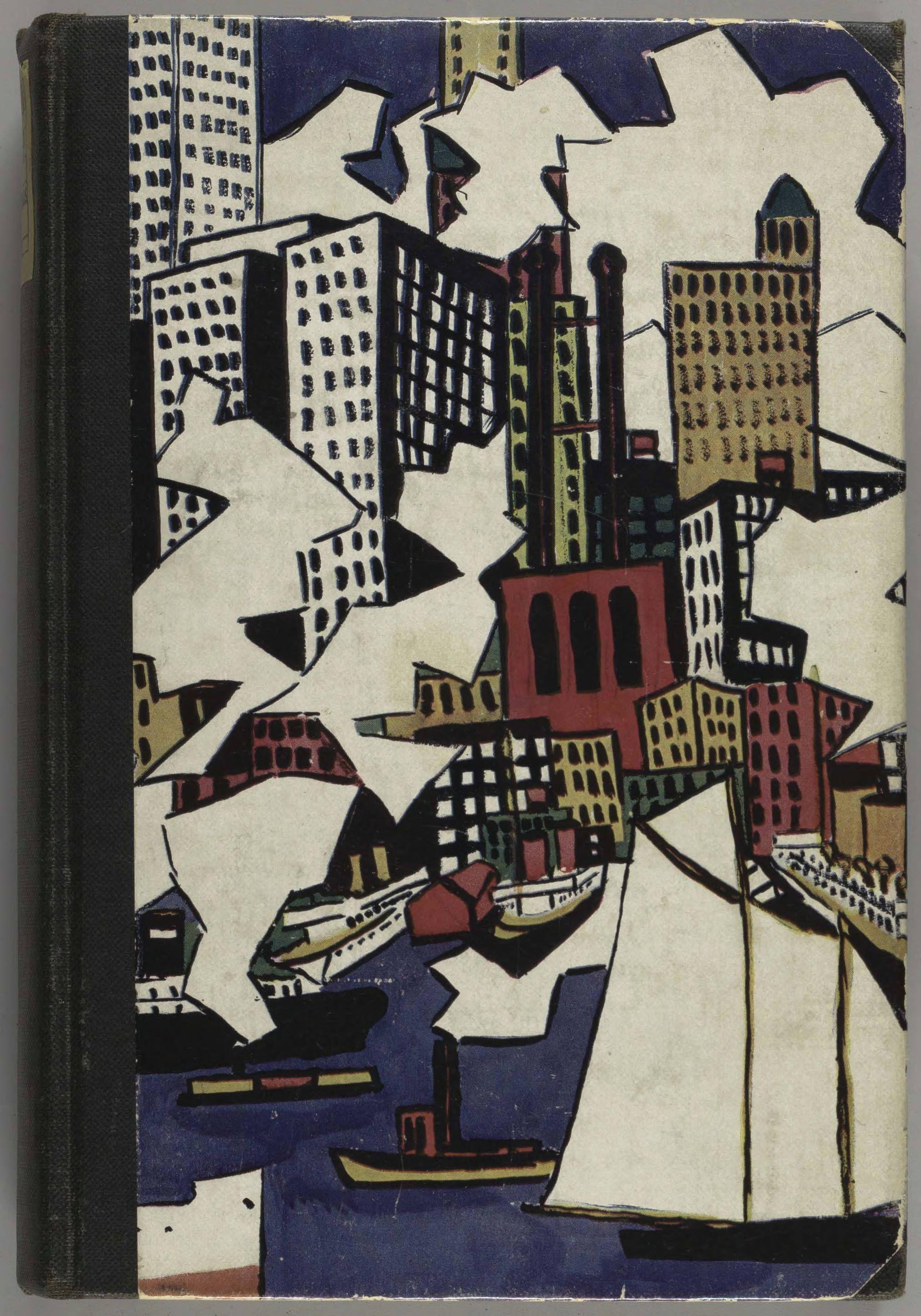 Manhattan Transfer Book Cover Art Book Projects Reading Art