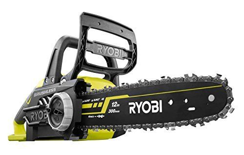 Ryobi ocs1830 18 v 30 cm bar one cordless brushless chain saw ryobi ocs1830 18 v 30 cm bar one cordless brushless chain saw chains and chainsaw greentooth Images