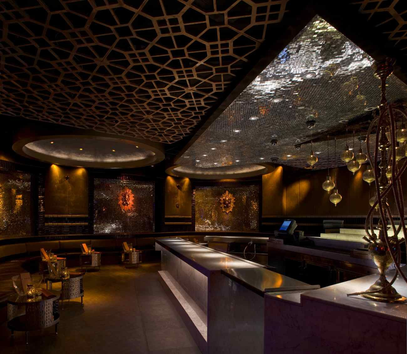 Entering The Club, Which Is Located On The Second Floor Of The LAVO  Restaurant At The Palazzo Resort, Takes You Up The Stairs And On A Bridge  Past More Than ...