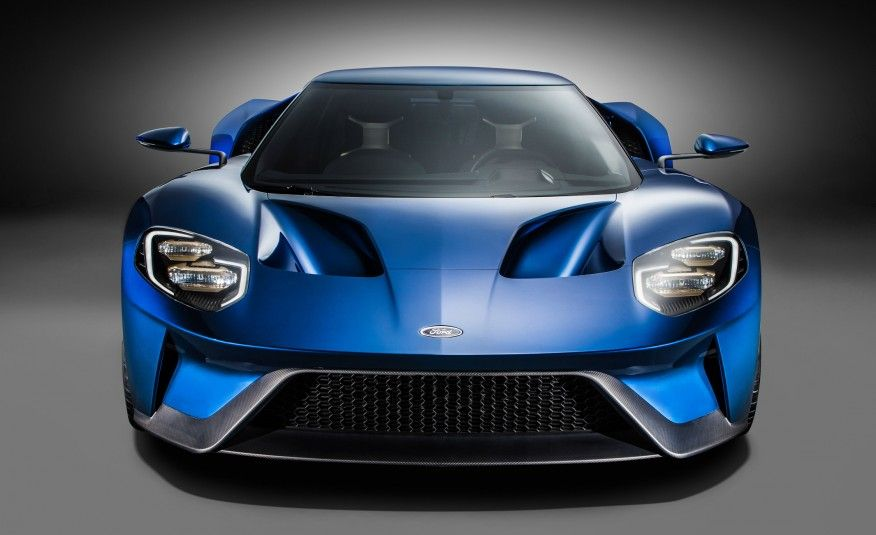 View  Ford Gt Production Limited To  Per Year With Allocation Not Yet Decided Photos From Car And Driver Find High Resolution Car Images In Our