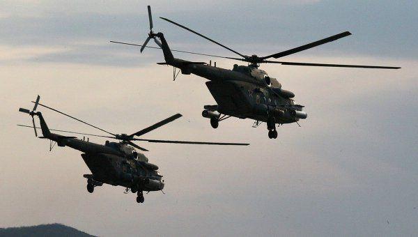 Mi-8AMTSh/Mi-17 Assault transport helicopter | Thai Military