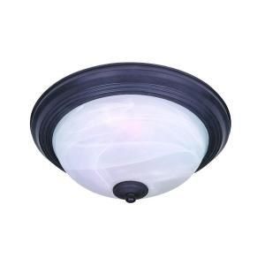 Hampton Bay Odessa Collection 2 Light Ceiling Bronze Flush Mount Hb1021p 42 At The Home Depot Ceiling Lights Laundry Room Lighting Led Ceiling Lights