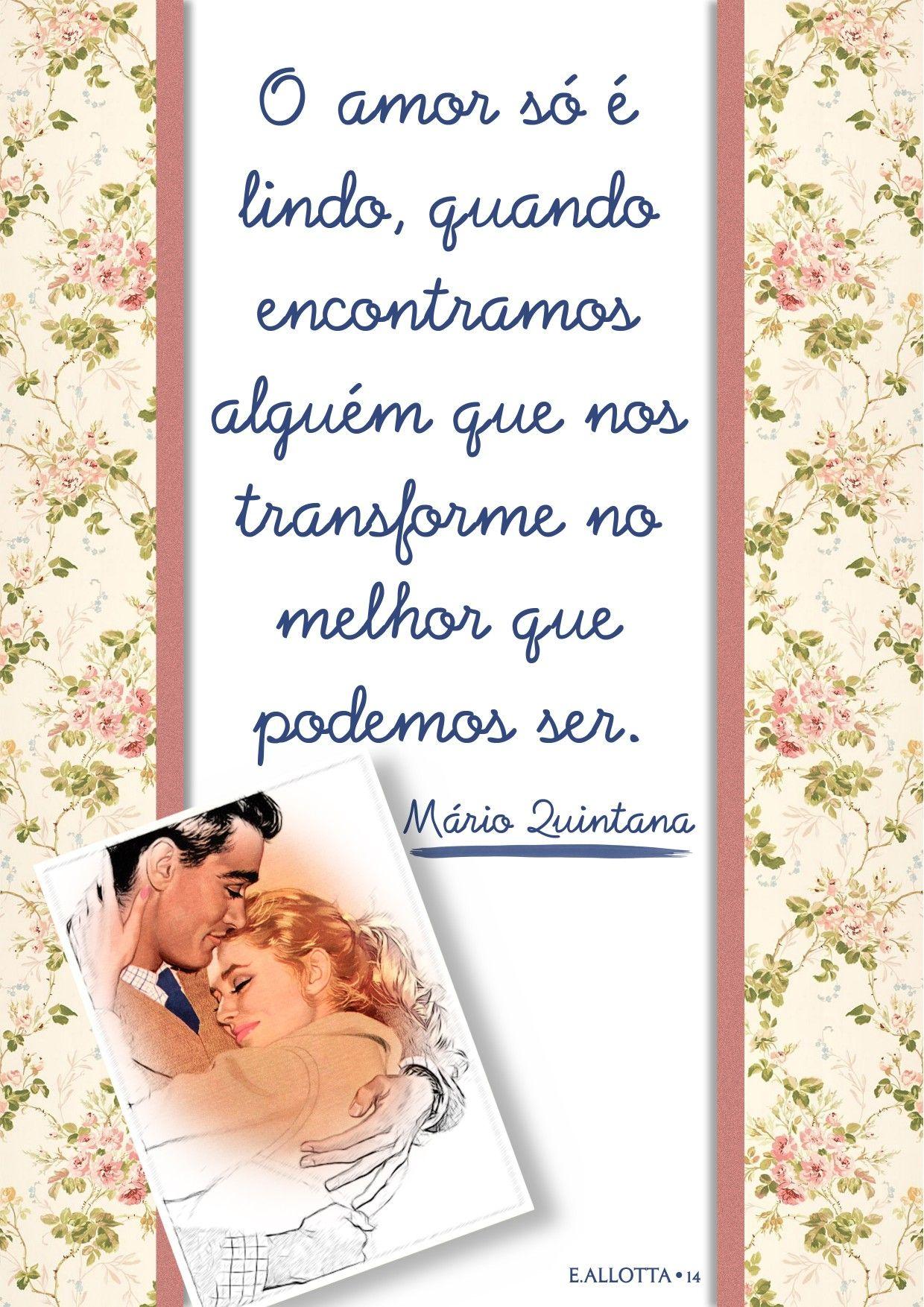 O amor só é lindo...