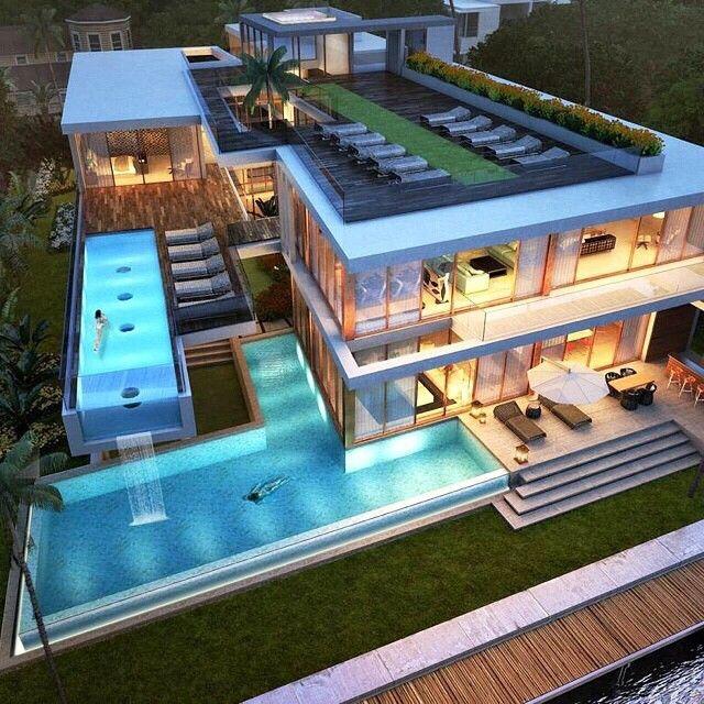En Un Futuro Proximo Casas De Ensueno Casas De Lujo Casas De Ensueno De Lujo