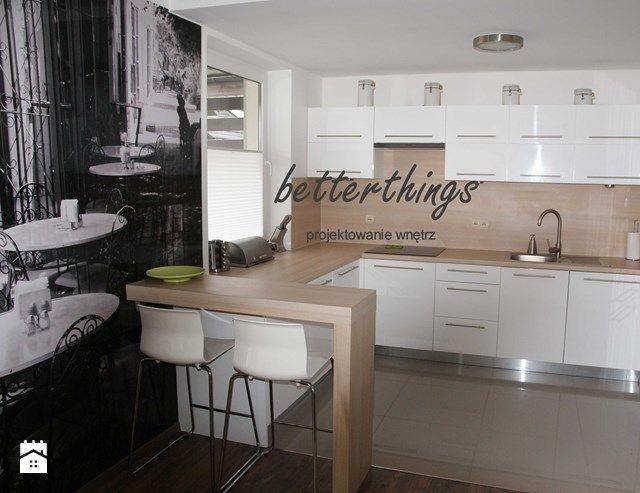 Zdjecie Romantyczna Kuchnia Beautiful Kitchens White Kitchen Home Decor