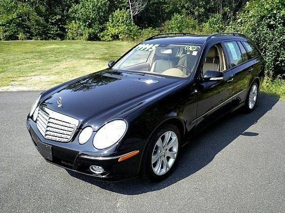 2009 Mercedes Benz E350 Wagon The Only One That Still Makes The