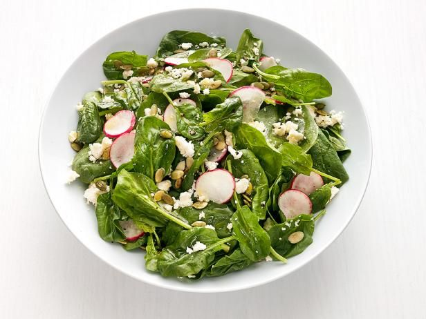 Get spinach pepita salad recipe from food network salads get spinach pepita salad recipe from food network forumfinder Gallery