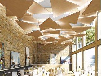 rockfon eclipse retail design pinterest plafond faux plafond et acoustique. Black Bedroom Furniture Sets. Home Design Ideas