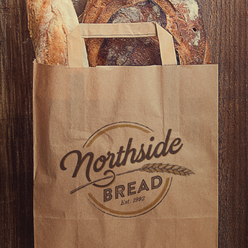 can you create a rustic logo for my bakery specializing in
