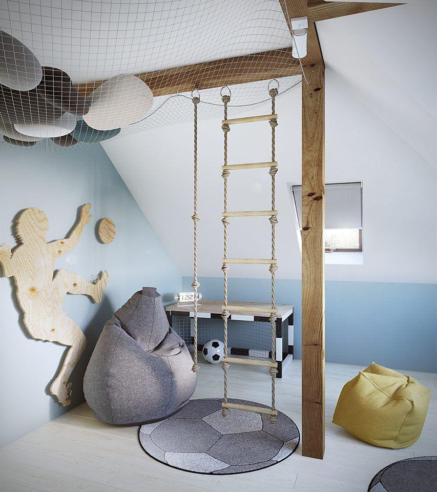 Kinderzimmer inspirationen l einrichtungsideen l spielzimmer ideen f r kinder pinterest - Kleinkind zimmer junge ...