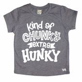 For your chunky hunky little dude Please see the color  size chart on this lis  Holiday