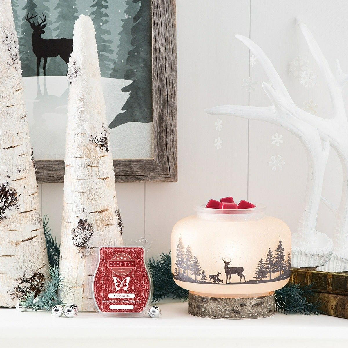 December Warmer of the month and Scent of the month ...