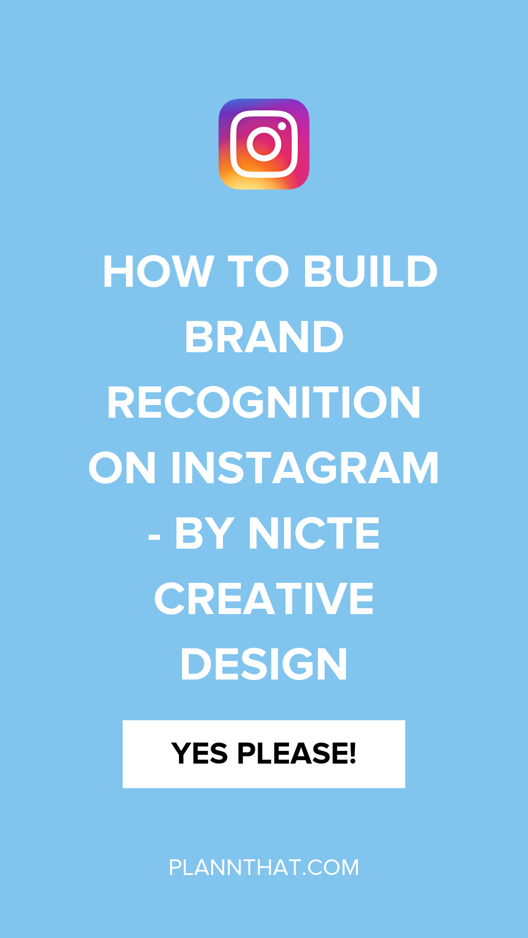 How To Build Brand Recognition On Instagram Internet Marketing Quotes Internet Marketing Training Internet Marketing