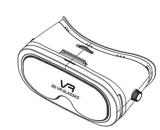 3D Virtual Reality Brille von PATONA
