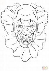 Image Result For Scary Horror Coloring Pages Scary Color Scary Horror Coloring Pages