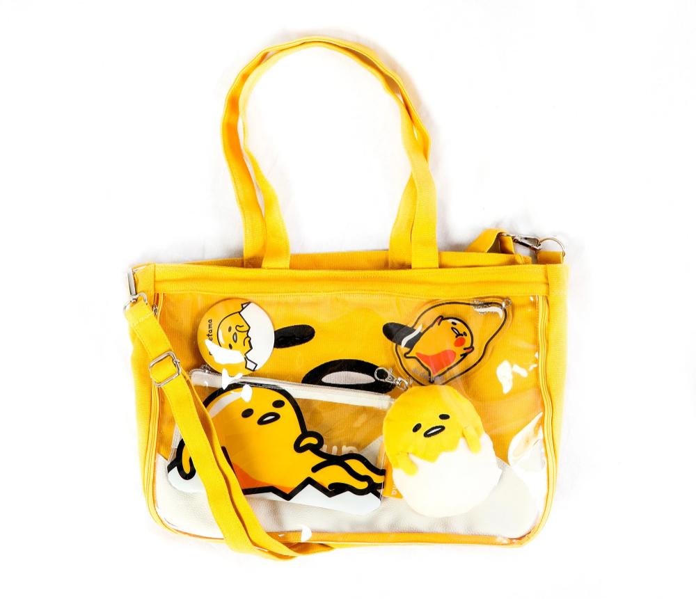 Gudetama Ai-tatA Bag Starter Kit - Sanrio