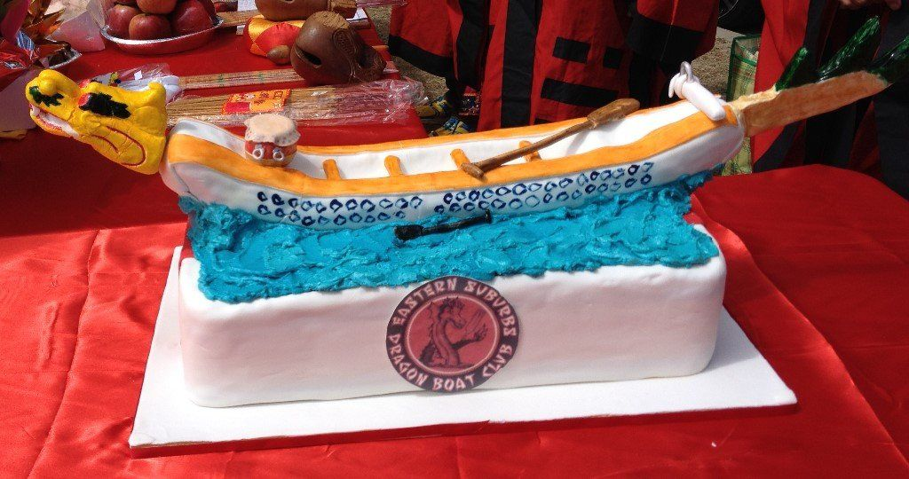 dragon boat cake Google Search Cakessweets decoration ideas