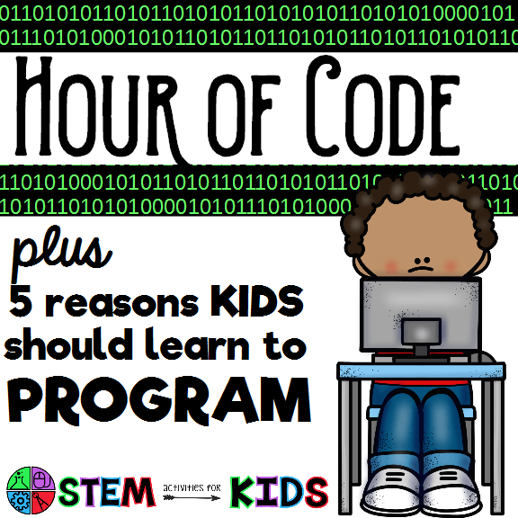 Stem Programs Should Not Be Implemented In Elementary: 5 Reasons Kids Should Learn To Program