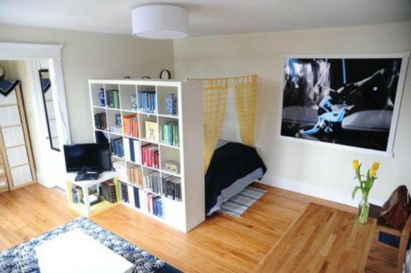Grosartig Einzimmerwohnung Einrichten ~ Bilder einzimmerwohnung einrichten archzine