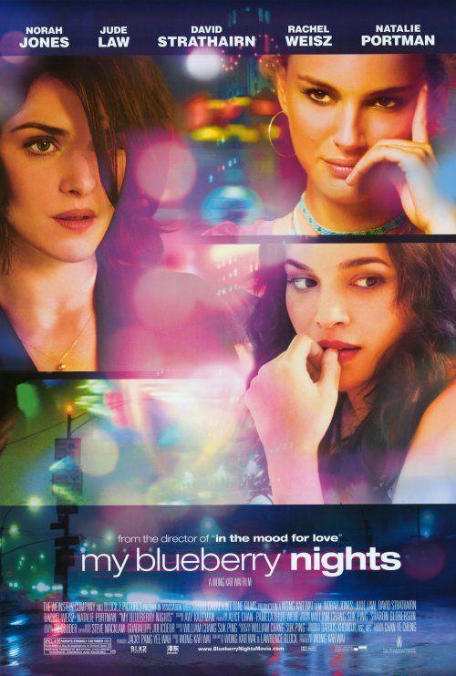 My Blueberry Nights Filmes Online Legendados Cartaz De Filme