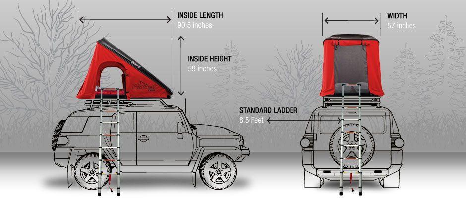 Roost Tent Dimensions Roof Top Tent Car Tent Top Tents