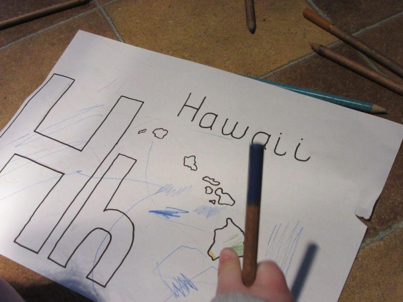FREE alphabet worksheet italiano english letter H | Alfabeto | Pinterest