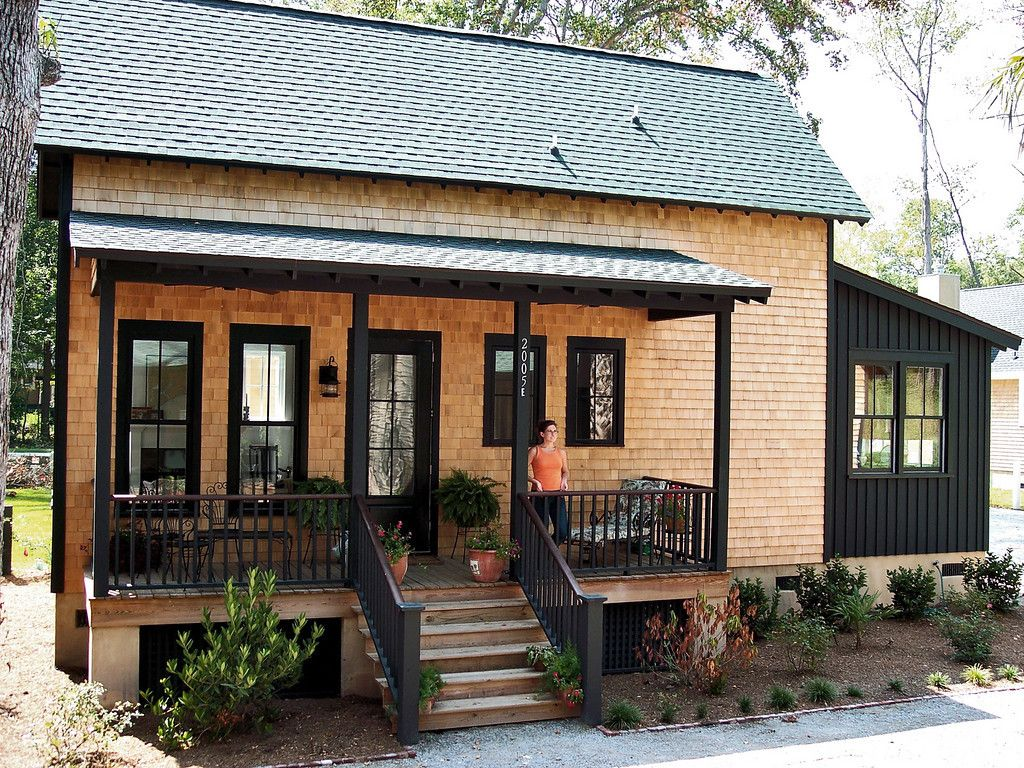 Camden cottage allisonramseyarchitects tiny houses pinterest